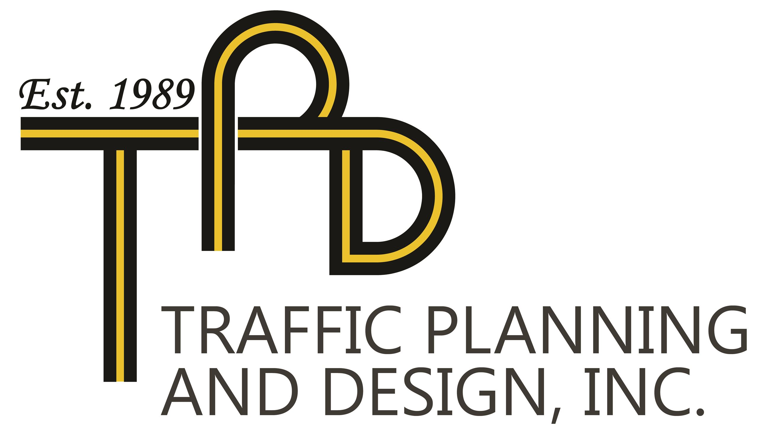 Traffic Planning and Design Logo