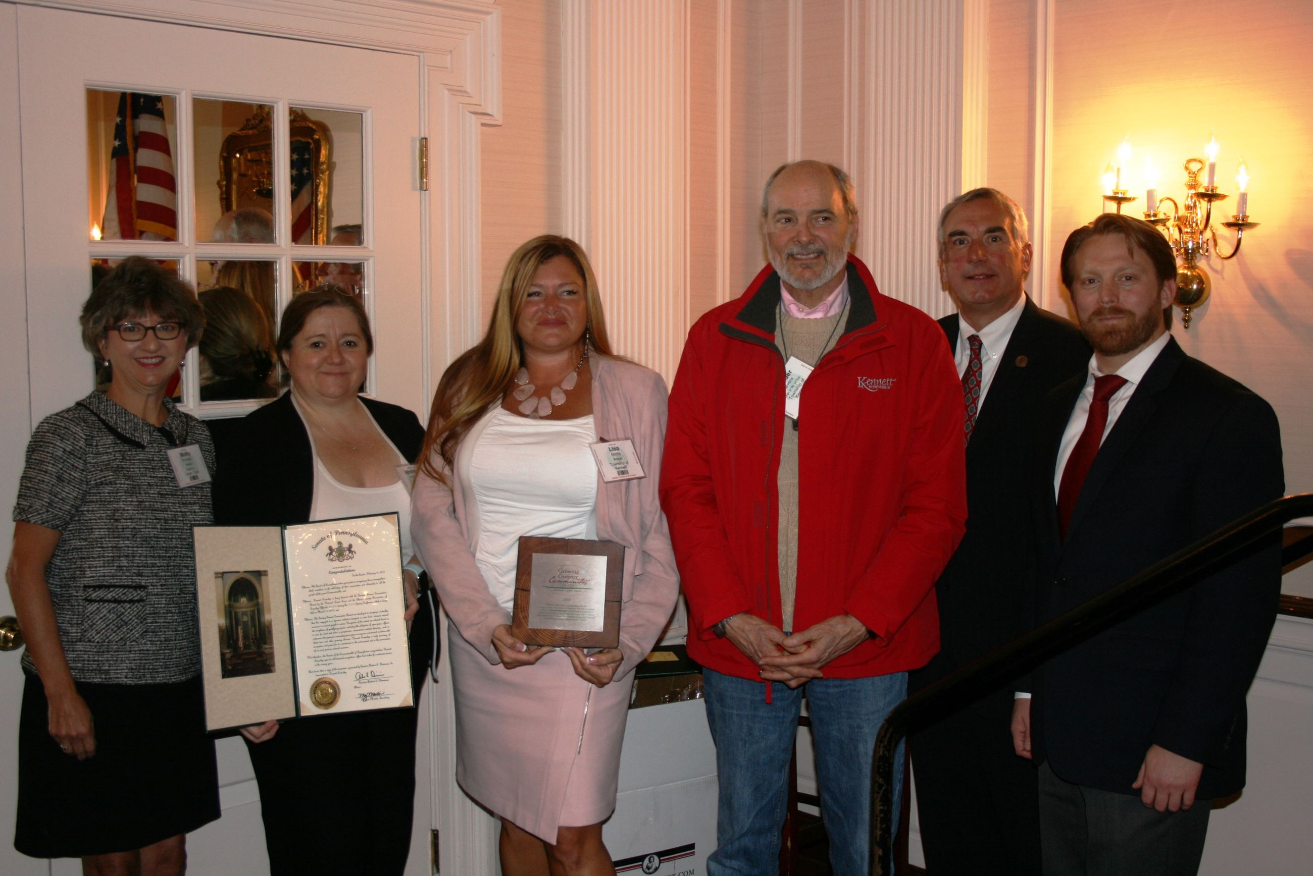 Growing Greener Award Winner - Kennett Township