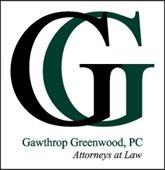 Gawthrop Greenwood OC