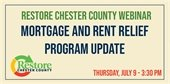 Webinar: Mortgage and Rent Relief
