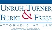 Unruh Turner Burke and Frees Logo