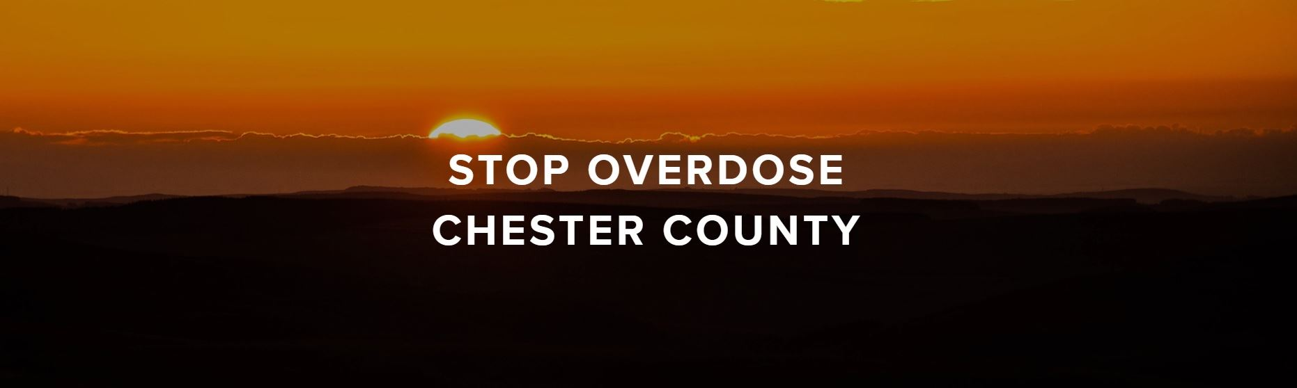 Stop Overdose Chester County